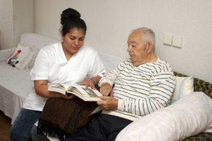 Cuidadora de Ancianos en Sant Cugat